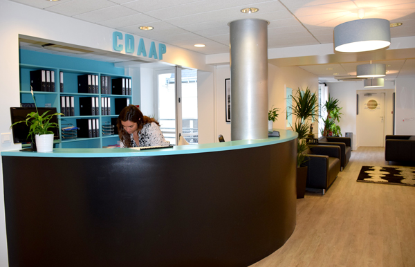 Accueil Centre d'affaires des Avocats de Paris