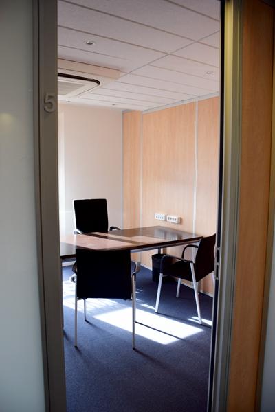 Bureau de réception client type premium Centre d'affaires des Avocats de Paris