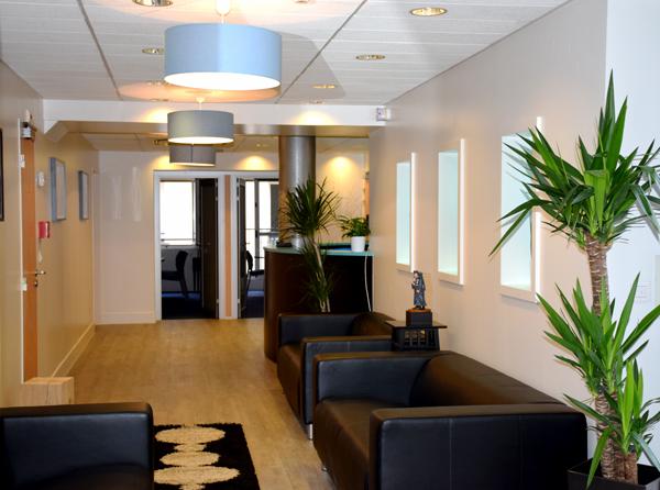 Espace attente - Centre d'Affaires des Avocats de Paris