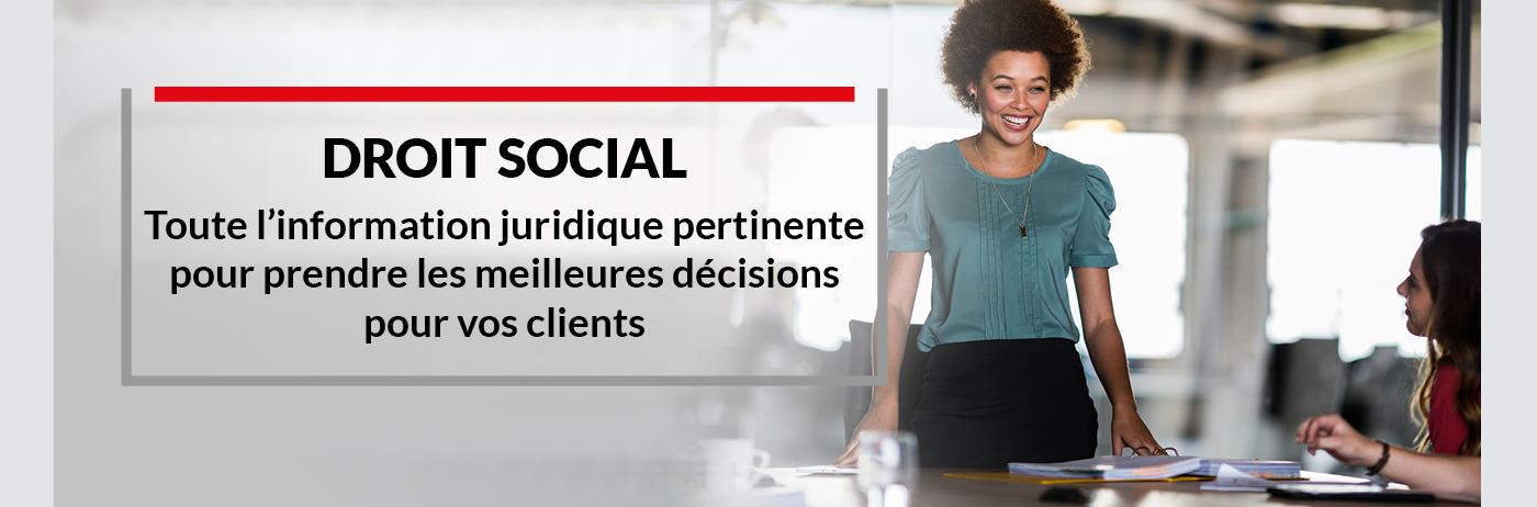 droit social partenaire cdaap
